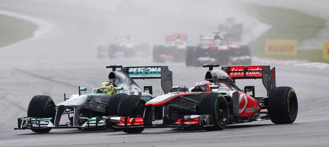 Estadísticas Malasia 2013: El peor estreno de McLaren en este siglo
