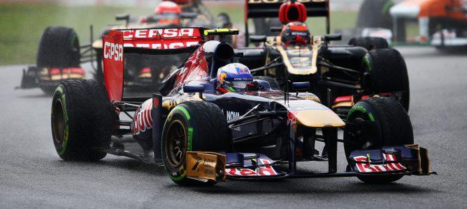 Renault, en negociaciones con Toro Rosso de cara a 2014