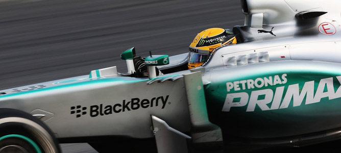 """Lewis Hamilton: """"En Mercedes no hay un piloto número 1"""""""