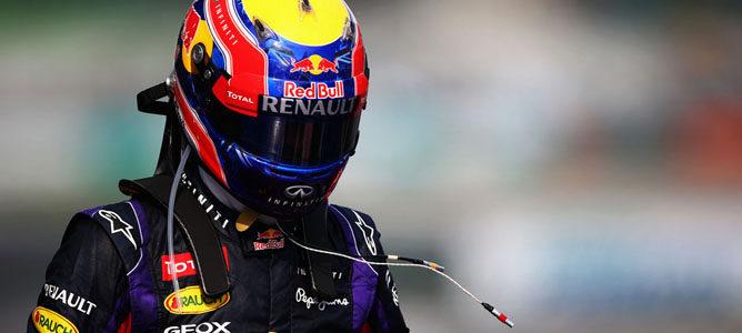 "Alan Webber, padre de Webber: ""Sebastian Vettel ha perdido un montón de credibilidad"""
