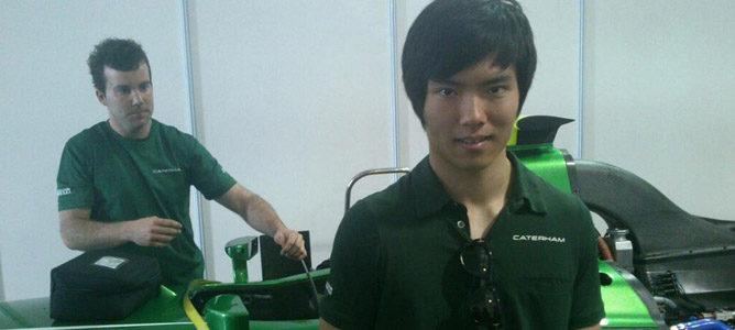 Ma Qing Hua se subirá al CT03 durante los primeros entrenamientos libres del GP de China