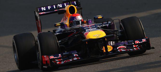 """Sebastian Vettel: """"La distancia con los de delante es más amplia de lo que me gustaría"""""""