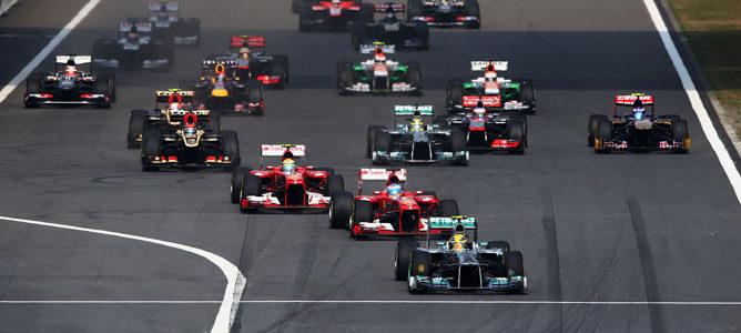 Fernando Alonso arrasa y gana el Gran Premio de China 2013