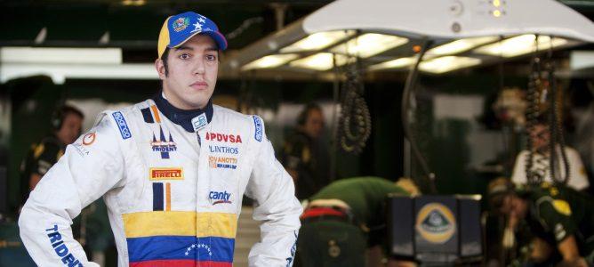 Rodolfo González pilotará el Marussia MR02 durante la primera sesión en Baréin