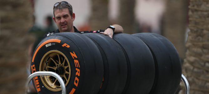 Paul Hembery confirma que Pirelli cambiará el compuesto duro a partir de España
