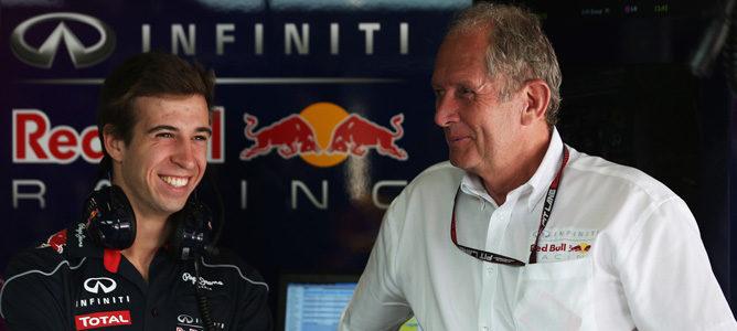 """Helmut Marko: """"Queremos un neumático que no restrinja nuestro potencial"""""""