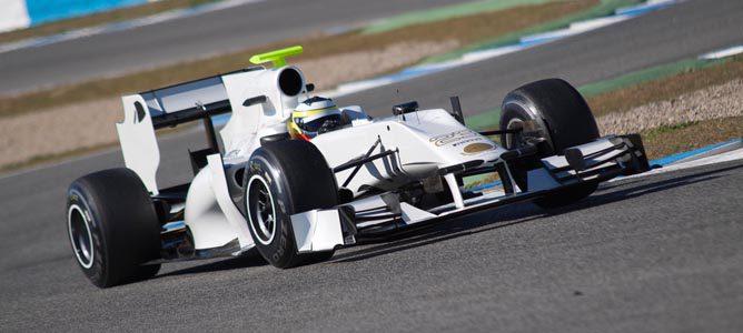 Los F111 de HRT competirán esta temporada en la Boss GP