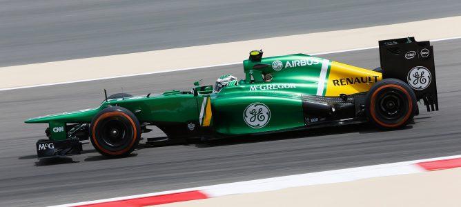 """Heikki Kovalainen: """"Creo que podemos batir a Marussia"""""""