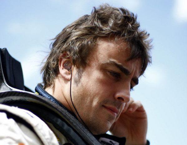 Alonso no quiere ser compañero de Kubica