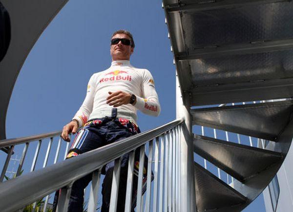 Coulthard piensa en su futuro