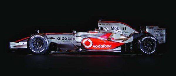McLaren diseñará dos monoplazas para 2009