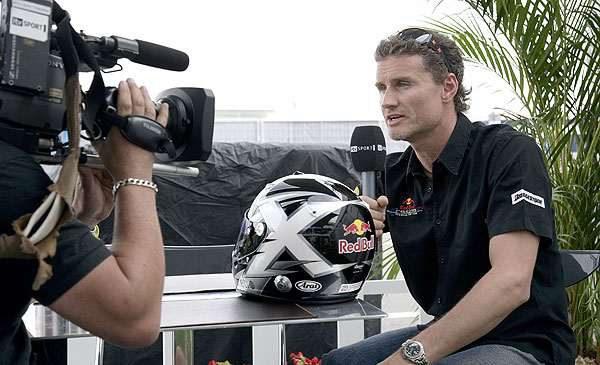 Coulthard confiesa que esta podría ser su última temporada