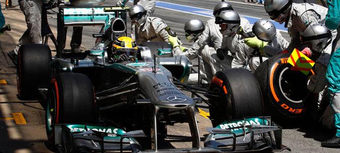 """Ross Brawn: """"Rosberg y Hamilton tendrán sus momentos de tensión"""""""