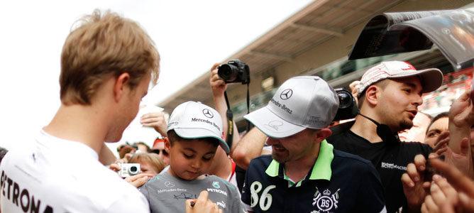 El FOTA Fans' Forum de Canadá contará con la presencia de Rosberg y Grosjean