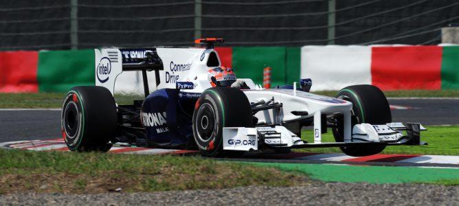 Robert Kubica con BMW