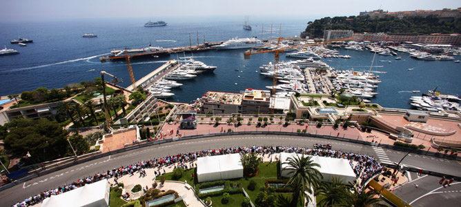 GP Mónaco 2013 F1
