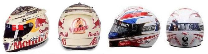 Cascos Red Bull Renault