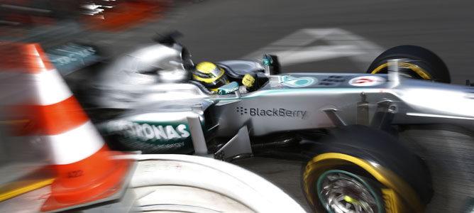 Nico Rosberg logra su tercera pole consecutiva en el GP de Mónaco 2013