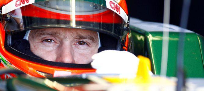"Jarno Trulli: ""Voy a demandar a Tony Fernandes"""