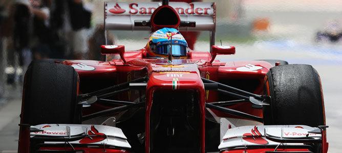 Fernando Alonso lidera la segunda sesión de entrenamientos libres del GP de Canadá 2013