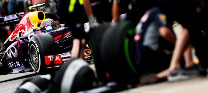 Mark Webber lidera en Canadá unos Libres 3 más cortos de lo habitual