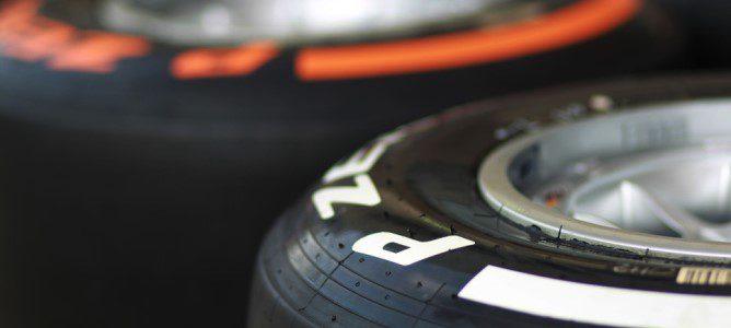 Pirelli retrasa la llegada de los nuevos neumáticos y anuncia los compuestos para las próximas carreras