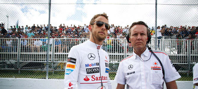 Re: Club de Fans: Jenson Button