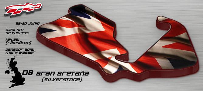 GP Gran Bretaña 2013 F1