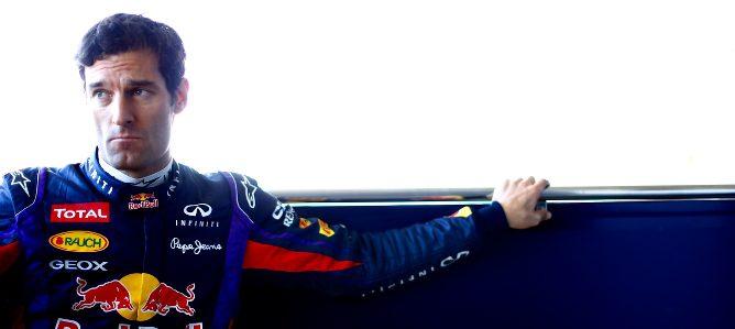 Mark Webber abandonará la Fórmula 1 a final de temporada
