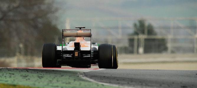 El Gran Premio de Alemania 2013 contará con dos zonas de DRS