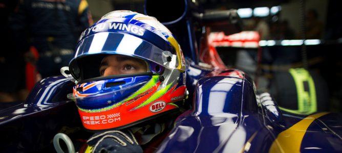 "Daniel Ricciardo: ""Ha sido una carrera frustrante"""
