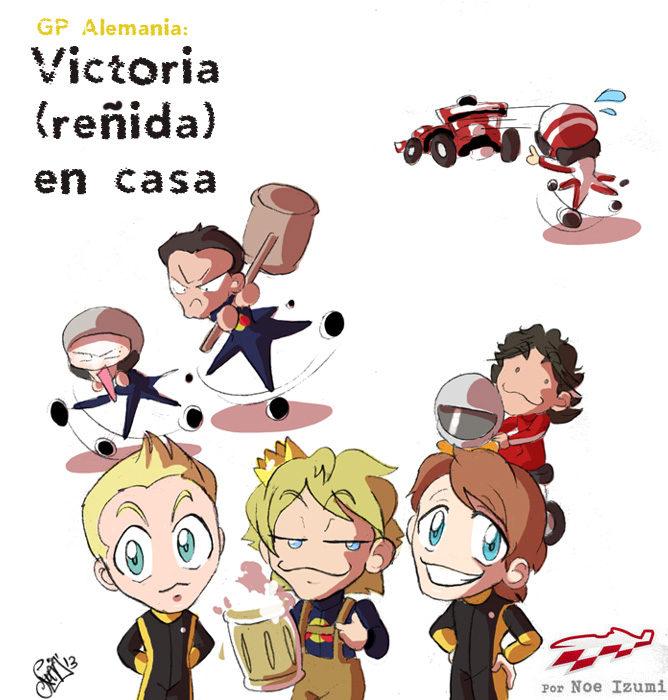 Los Chibis (114): Victoria (reñida) en casa