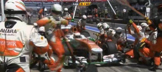 GP de Alemania 2013: Las polémicas, una a una