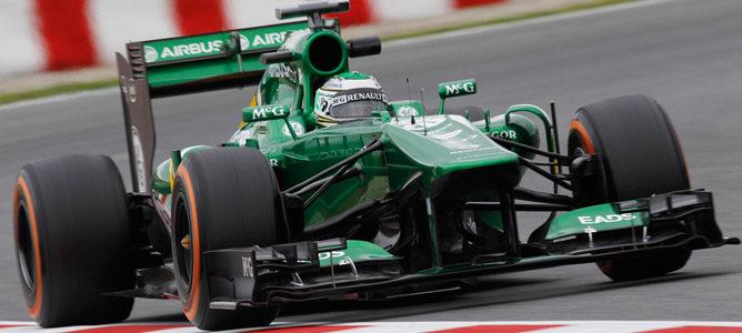 "Heikki Kovalainen: ""No contemplo pilotar en otra categoría distinta a la F1"""