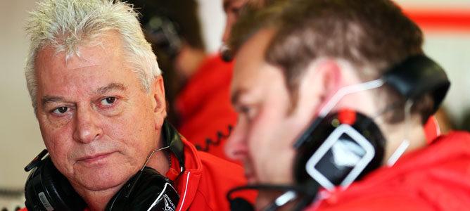 Pat Symonds ficha por Williams tras abandonar el equipo Marussia