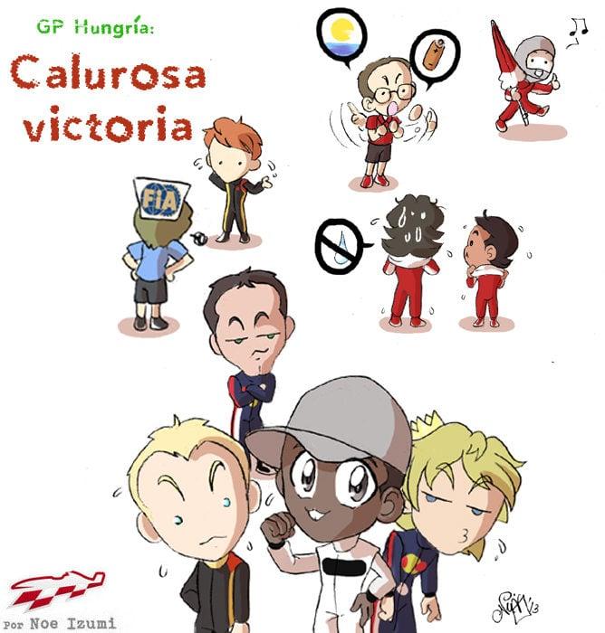 Los Chibis (115): Calurosa Victoria