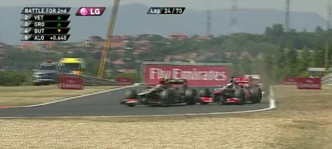 GP de Hungría 2013: Las polémicas una a una