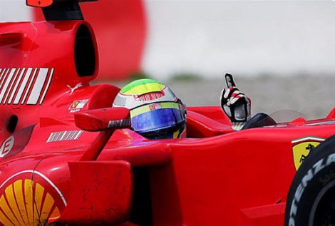 Massa se lleva la victoria en un Gran Premio de España lleno de incidentes