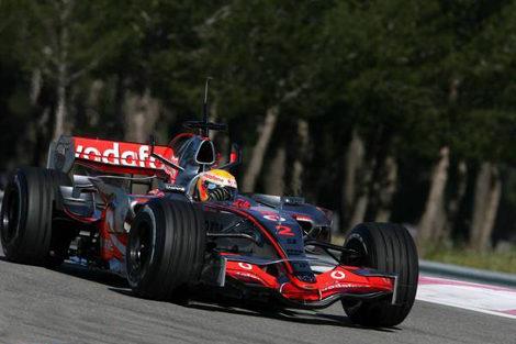 Entrenamientos en Paul Ricard: Hamilton, el más rápido