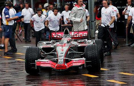 """Alonso: """"El coche es rápido y tenemos una buena estrategia"""""""