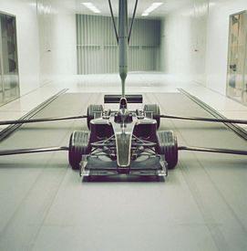 Aerodinámica de un Fórmula 1 (V): Investigación