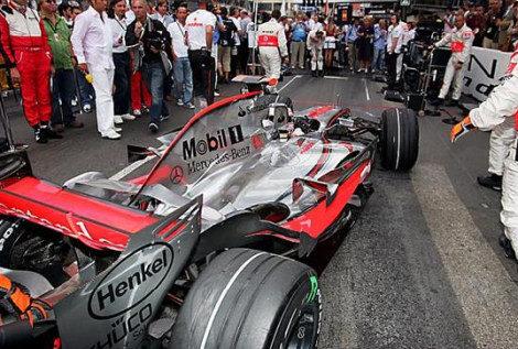 Fernando Alonso gana el Gran Premio de Mónaco más tranquilo