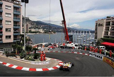 Fotos del Gran Premio de Mónaco 2007