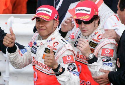 Audiencias del Gran Premio de Mónaco 2007