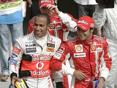 Hamilton podría estar en Ferrari la próxima temporada