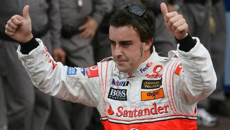 """A Alonso le da igual el éxito de Hamilton: """"Siempre estoy motivado"""""""