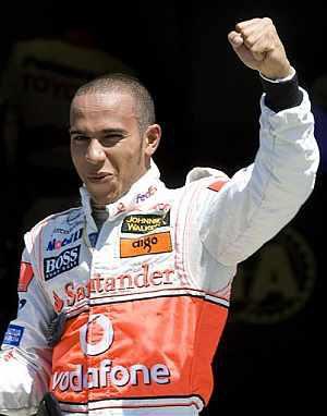 """Hamilton consigue la primera """"pole"""" de su carrera, Alonso queda segundo"""