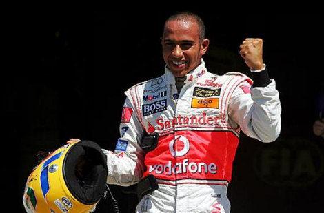 Hamilton a por todas, Alonso más precavido