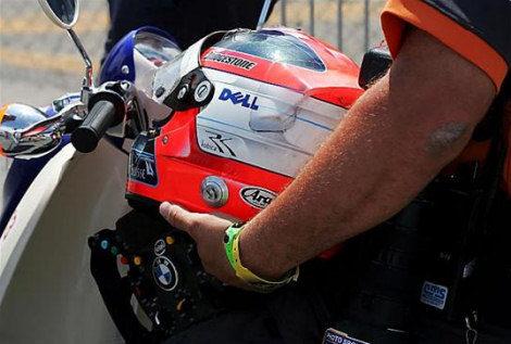 Espectacular accidente de Robert Kubica en el Gran Premio de Canadá