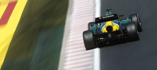 Evaluación media F1 2013: la cola de la parrilla